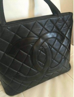 original Chanel Medaillon Shopper Handtasche