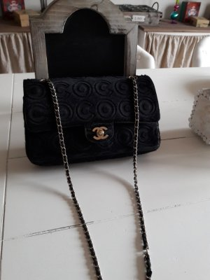 Chanel Sac à main noir-rosé