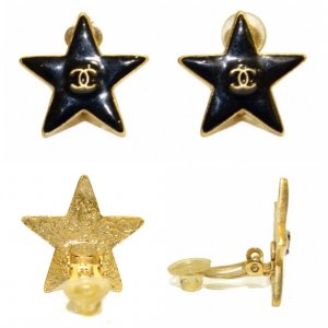 Original Chanel Ohrclips