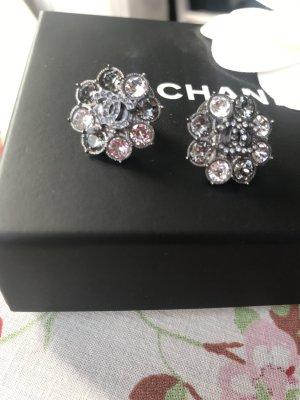 Chanel Oorstekers zilver