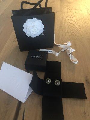 Chanel Orecchino a vite cachi