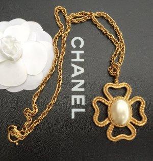 Original Chanel Paris Designer Anhänger signiert mit Kette