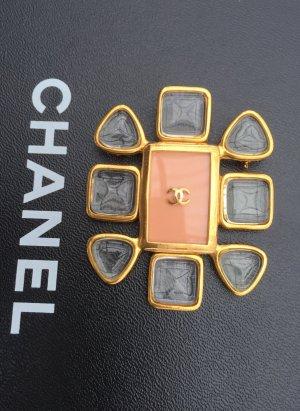 Original Chanel Paris Designer Brosche signiert COCO CHANEL FRANCE