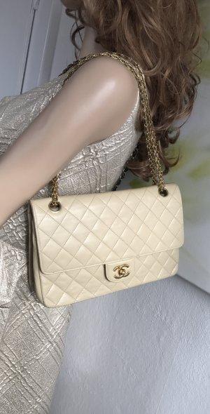 Original Chanel Paris Designer Echt Ledertasche Tasche