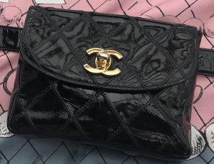 Original Chanel Paris Designer Ledertasche Gürtel Tasche