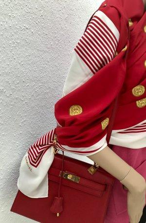 Original Chanel Paris Designer Seidentuch Tuch XXL 140 x 140