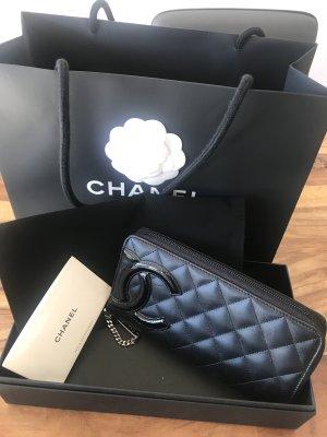 Original Chanel Portemonnaise Cabon Serie / Geldbörse