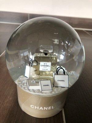 Original Chanel Schneekugel neu Luxus Accessoires Blogger No. 5