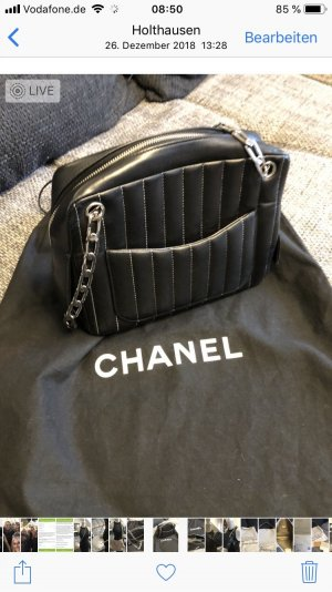 Original CHANEL schwarz