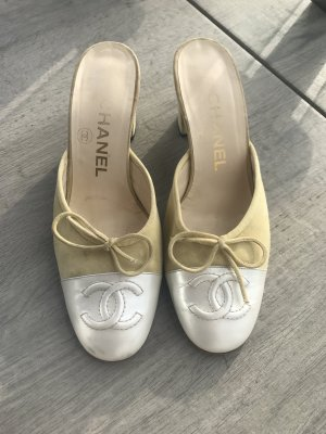 Original Chanel Slipper Gr.37 Mules