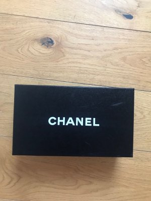 Chanel Glasses black-white