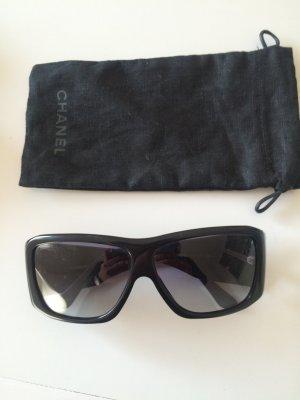 Original Chanel Sonnenbrille im schwarz