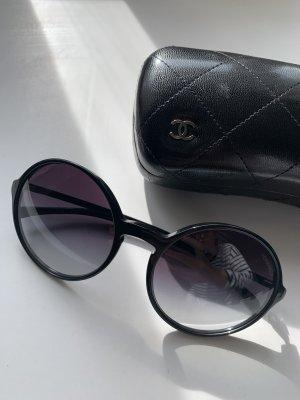 Original Chanel Sonnenbrille Schwarz inklusive Etui