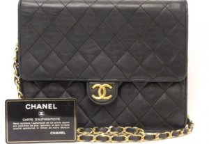 original Chanel Tasche flap bag