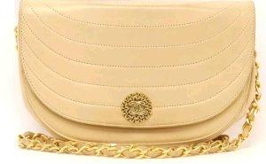 original Chanel Tasche flap bag timeless half moon