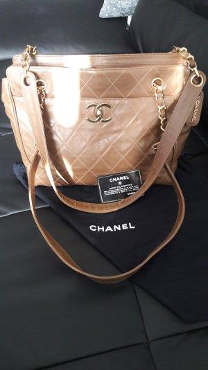 original Chanel Tasche shopper Schultertasch