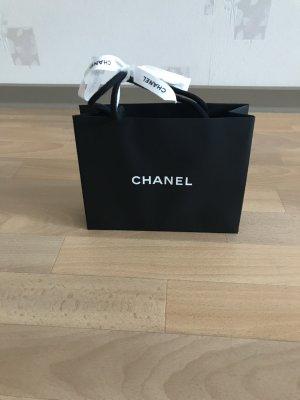Original Chanel Tüte Papiertüte Einkaufstüte Geschenktasche neu