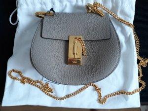 Chloé Mini sac argenté cuir