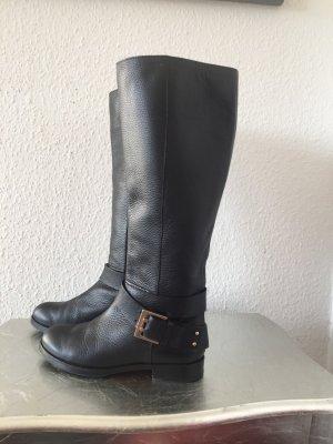 Original CHLOE Stiefel Biker Boots Reitstiefel schwarz acne 36,5 NP798€ wNeu