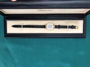 Original Chopard Happy Diamonds, 18 K mit Box/Papiere