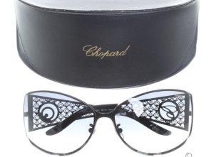 Chopard Lunettes argenté-noir