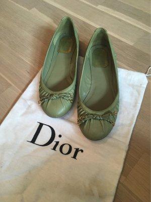 Original Christian Dior Ballerina - wenig getragen und in einem sehr guten Zustand!