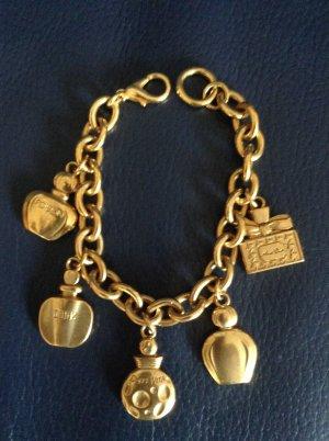 Original Christian Dior Bettelarmband/Armband mit Parfümflakons