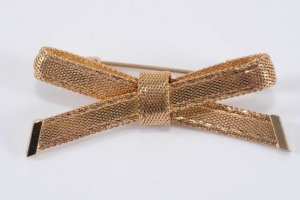 Dior Brooch gold-colored
