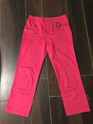 Original Christian Dior Hose 7/8 Pink Gold Sommer Luxus Blogger