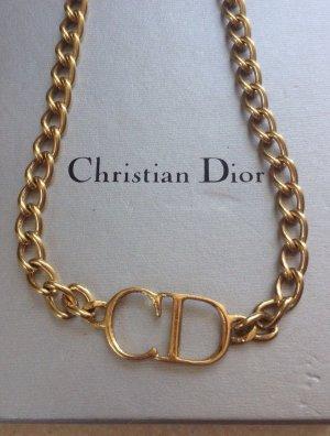Original Christian Dior Logo Kette
