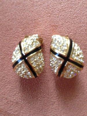 Original Christian Dior Vintage Ohrclips/Ohrringe