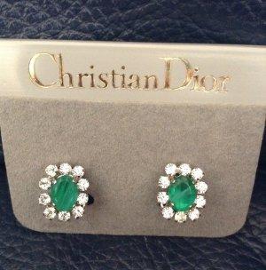 Original Christian Dior Vintage Ohrclips Ohrringe