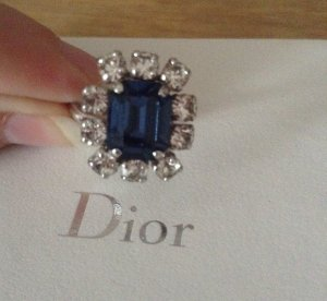 Original Christian Dior Vintage Ring