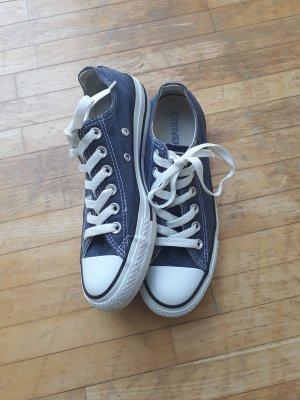 Original Chucks Blau Converse Gr. 37