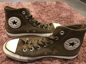 Original Chucks in Wildleder