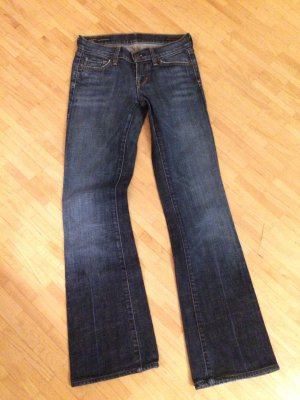 Original Citizen of Humanity Designer Boot Cut Jeans Size 25 Bloggerstyle