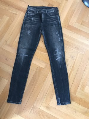 Original CITIZEN OF HUMANITY  Rocket cropped  Skinny Jeans grau Gr.26 Neu 339€