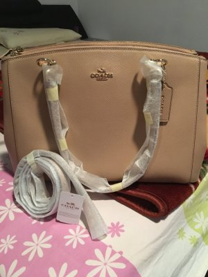 Original COACH Handtasche in Beechwood