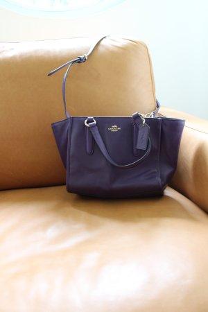 Original COACH Tasche in lila