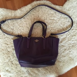 Original COACH Tasche in lila