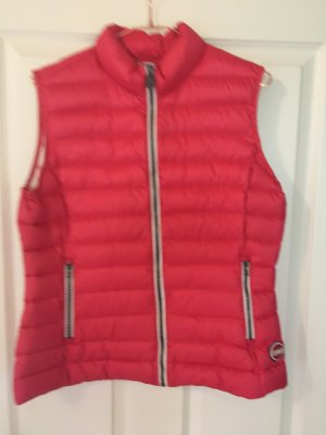 Colmar Down Vest raspberry-red polyester