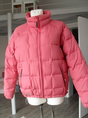 Columbia Down Jacket raspberry-red mixture fibre