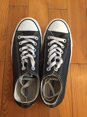 Original Converse All Star Chucks aus Leder