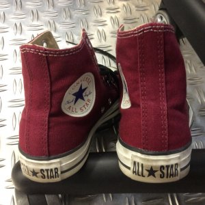 Original Converse bordeaux