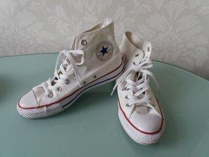 Original Converse Chucks in Weiß Gr. 5,5