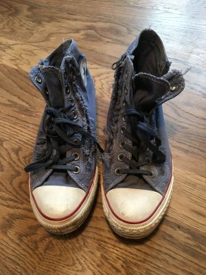 Original Converse Chucks, kaum getragen