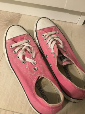 Original Converse Chucks, Pink