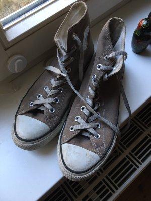 Original Converse, Chucks, Taupe/Grau,41