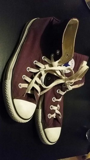 original converse in lila