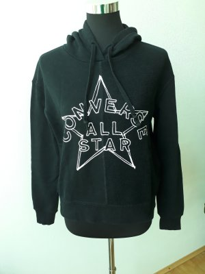 Original Converse Pulli All Star Black Gr. XS